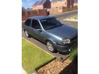 Ford Fiesta with 1.7 cams