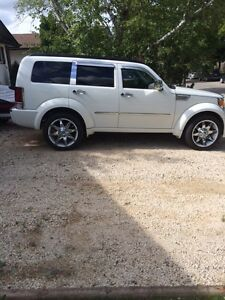 Low km 2008 dodge crossover RT nitro for sale