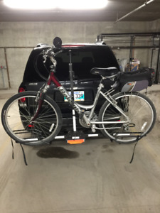 Vehicle Bicycle Carrier