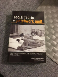 Social Fabric or Patchwork Quilt