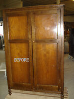 DRESSERS, CABINETS, FURNITURE / in CALGARY PAINTING/REFINISHING