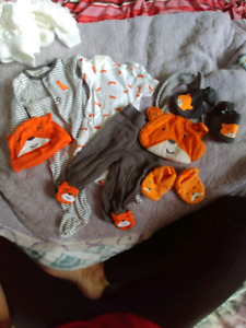 Baby boy outfits set