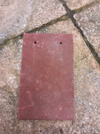 Redland Roof Concrete Plain Antique Red Tiles x 65 Tiles Brand New