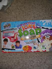 New Practical Joke Soap Laboratory