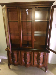 OBO China cabinet (or best offer)