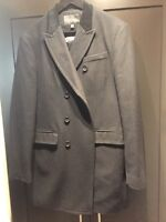 Banana Republic wool coat size L