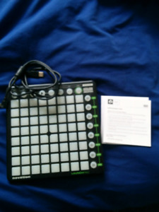 Ableton Live Launchpad