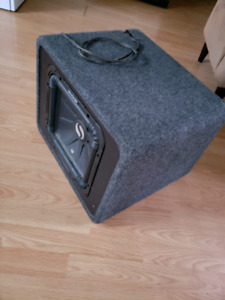 "Kicker Subwoofer 12"" and Kicker Amp"