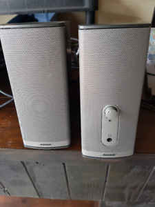 BOSE Companion Series II Speakers for Sale - Work Great!