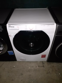 NEW GRADED 10KG HOOVER AXI NEW MODEL WASHING MACHINE