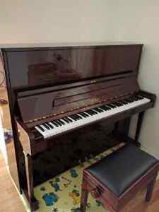 Petrof full size piano $3000 firm