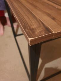 Small fold away table