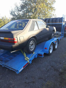 1988 Ford Mustang Hatchback GT PARTS!!!!