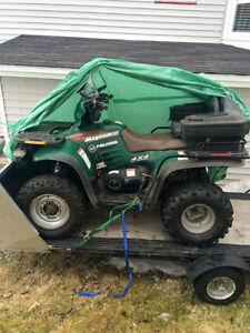 ATV 2005  in good condition