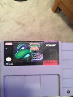 TMNT tournament Fighter on Snes