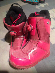 Womens snowboard boots 2016 DC SEARCH size 8