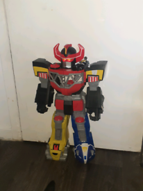 Large Power ranger figure/toy