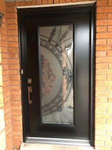 ENTRY STEEL DOOR AS LOW AS $699 INSTALLED ⚒