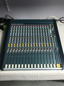 Allen & Heath MixWizard WZ3 16:2 Professional Audio Mixer