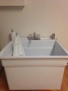 NOUVEAU lavabo à peinture-NEW sink paint