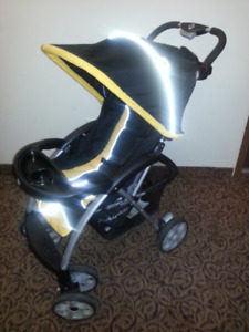 """Safety First"" stroller"
