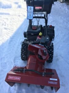 306cc 27-in Two-Stage Snow Blower