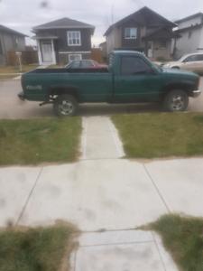 FS: 1989 GMC 2500 350 5 speed $800