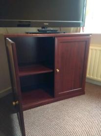 Living room furniture mahogany VGC