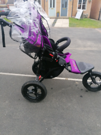 Out and about nipper single pushchair