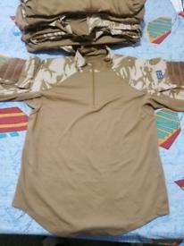 Shirt, Hot Weathet, Under Body Armour, Combat Shirt, original Army, al