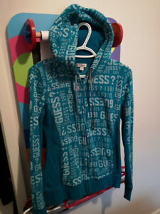 Guess hoodie! Size large