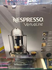 New nespresso vertuoline black