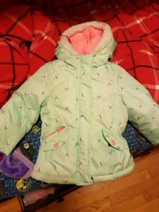 Girls 2T winter coat
