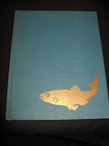 Freshwater Fishes 1972 collectible for the fisherman (55 plates)