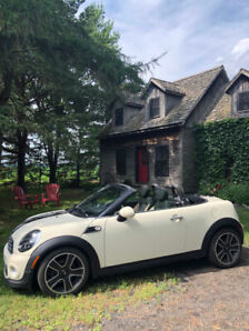 Beautiful MINI Couper Roadster for sale 2012