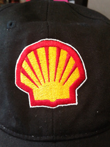 Vintage surplus  Gas and Oil Shell cap hat