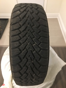 Goodyear Nordic Winter Tires 205/55R16