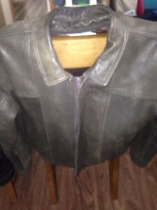 Two leather jackets London Ontario image 4