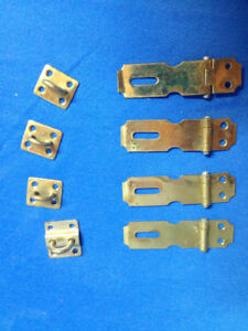 OLD BRASS LATCHES