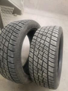 2 new 275/45r20 tires