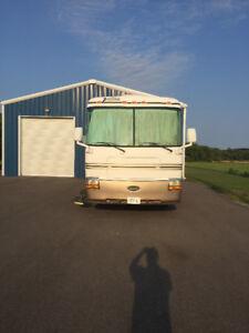 12' x 12' Roll Up Insulated Garage Door