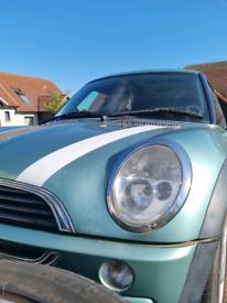 2002 mini 0ne