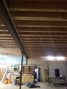"2 15"" STEEL I-BEAMS"