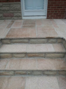 UPGRADE YOUR HOMES EXTERIOR Stone Mason Available Quality Work