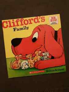 Clifford - Clifford's Family