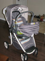 Safety first Lux travel system $ 160
