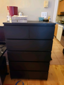 Commode ikea pour chambre - Ikea bedroom Dressers good condition