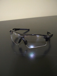 Squash Raquetball Clear Glasses