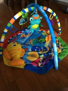 Baby Einstein - Rhythm of the Reef Play Gym/Baby Mat