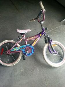 """Girls 16"""" Bike"""